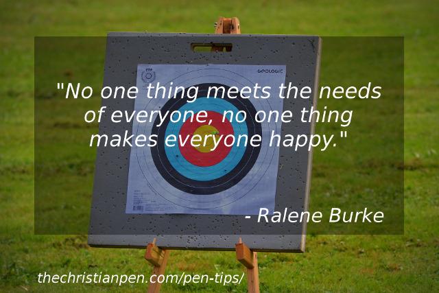 Ralene Burke target audience_640wide