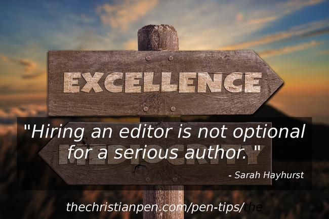 Authors: To Edit or Not To Edit?