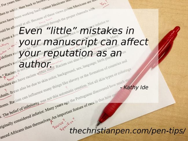 5 Reasons to Proofread Everything You Write (Part 2)