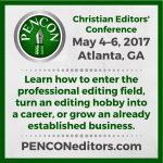 PENCON, Fourth Annual Christian Editors' Conference