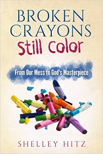 Spotlight on an Excellence in Editing Award-Winning Book: Broken Crayons Still Color