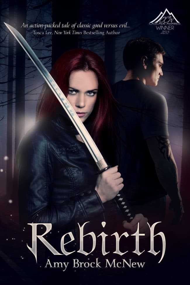 Spotlight on an Excellence in Editing Award-Winning Book: Rebirth