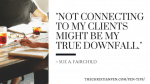 Learning New Ways to Connect with Clients