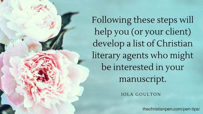 Dear Editor: How Do I Find a Literary Agent?