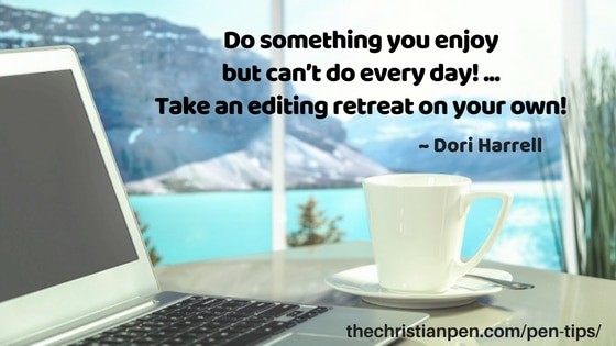 Editors Need a Retreat Too!