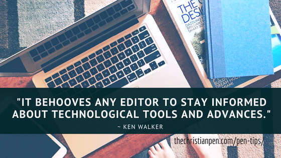 Editors Should Stay Informed About Technology
