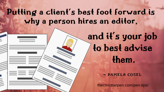 First Impressions Count – Especially When It's a Person's Resume