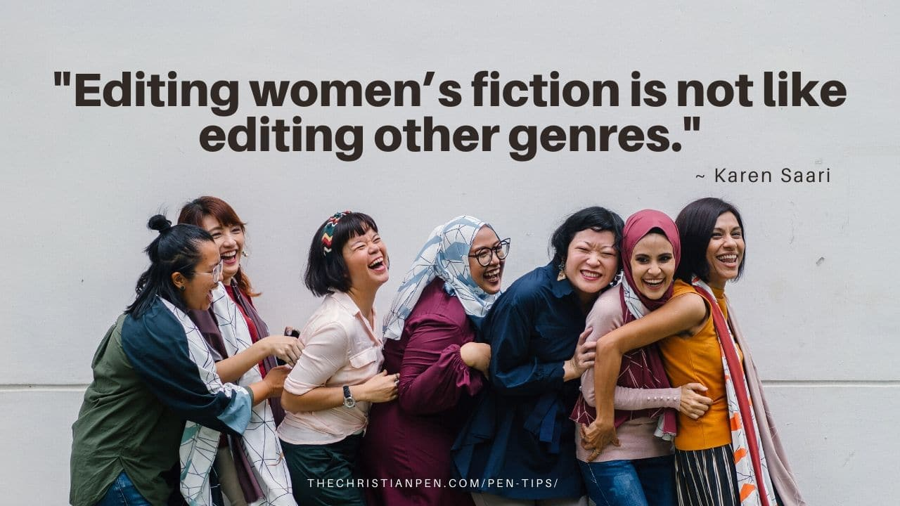 Editing Women's Fiction