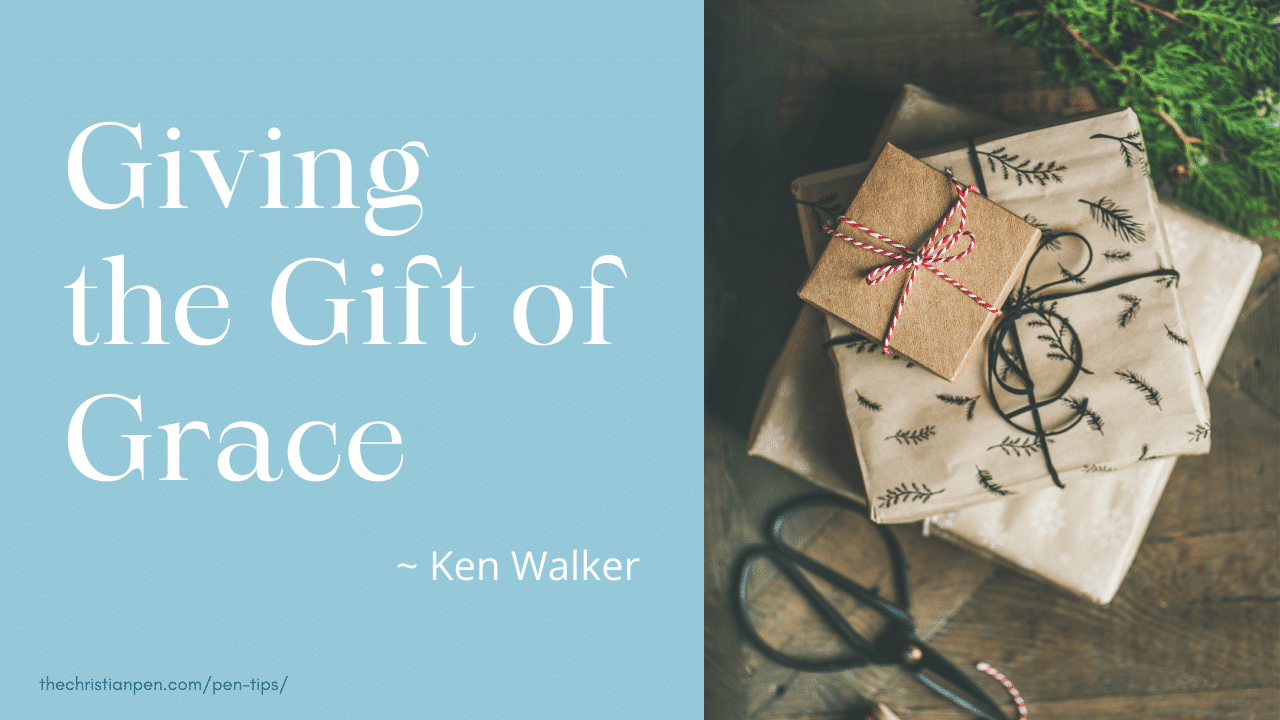 Giving the Gift of Grace