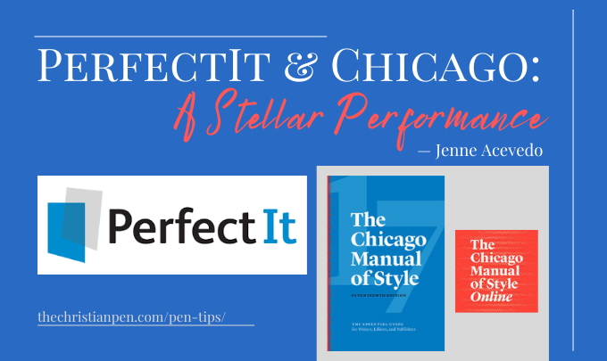 PerfectIt and Chicago: A Stellar Performance